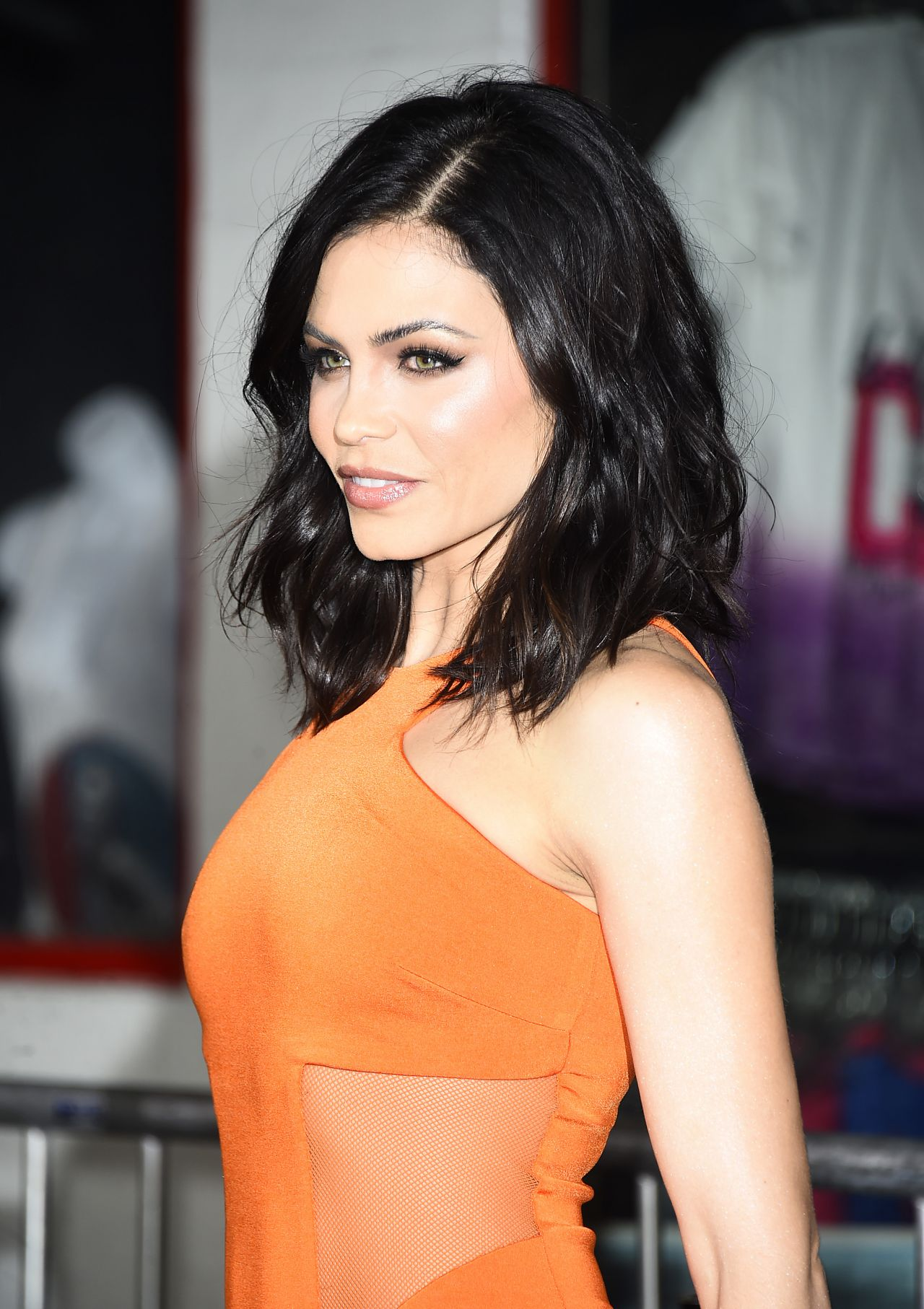 Jenna Dewan Tatum Jupiter Ascending Premiere In Hollywood