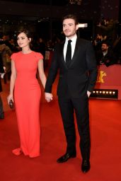 Jenna-Louise Coleman – 'Cinderella' Premiere at 2015 Berlin Film Festival