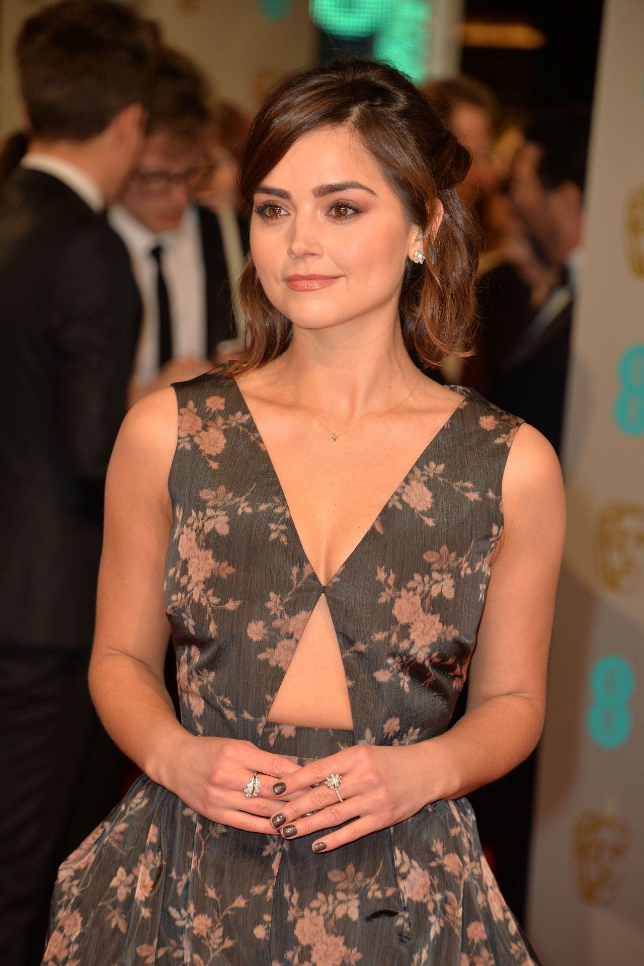 Jenna Louise Coleman Ee British Academy Film Awards 2015