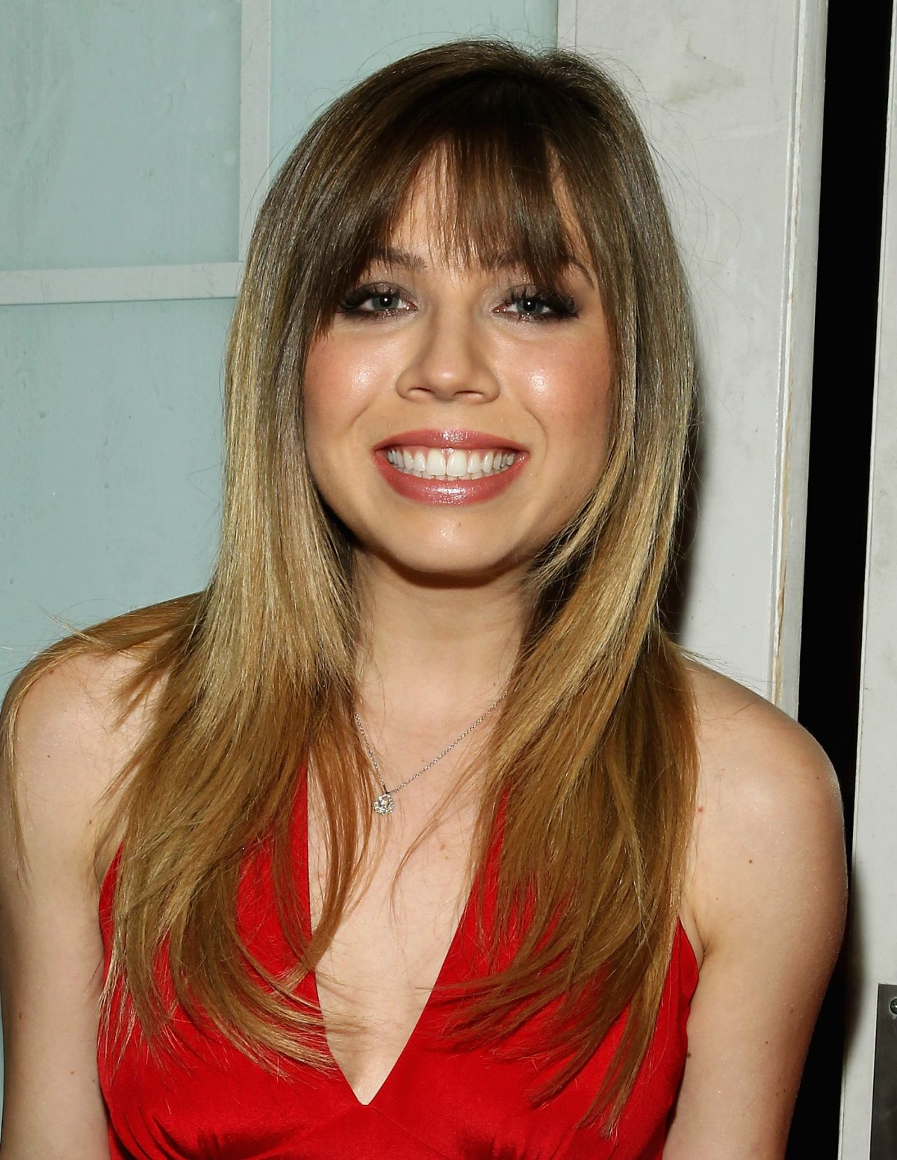Jennette McCurdy - Go Red For Women Red Dress Collection fashion show in New York City