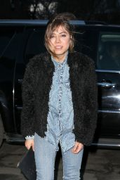 Jennette McCurdy - Lincoln Center for NYFW in New York City, Feb. 2015