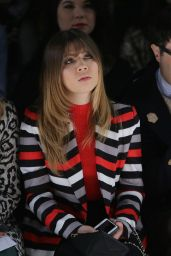 Jennette McCurdy - Noon By Noor Fashion Show in New York City, February 2015