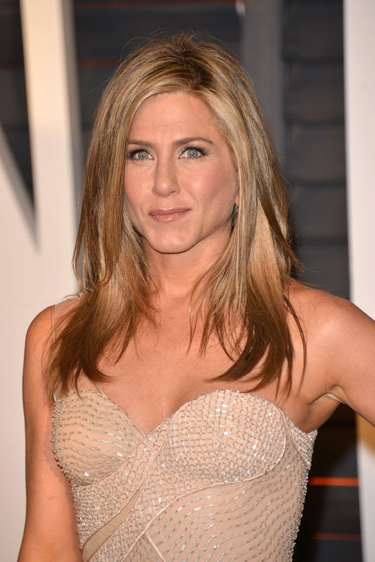 Jennifer Aniston - 2015 Vanity Fair Oscar Party in Hollywood Jennifer
