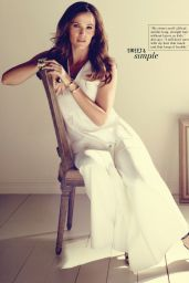 Jennifer Garner - Southern Living magazine - March 2015 Issue