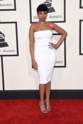 Jennifer Hudson – 2015 Grammy Awards in Los Angeles