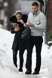 Jennifer Lawrence - Out in Boston, February 2015