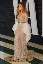 Jennifer Lopez - 2015 Vanity Fair Oscar Party in Hollywood