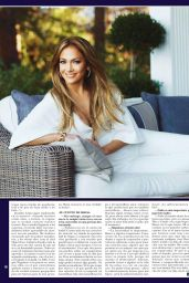 Jennifer Lopez - Hola Magazine (Spain) February 2015 Issue