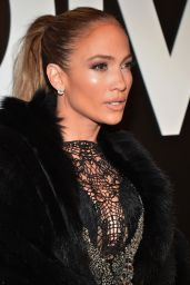 Jennifer Lopez – Tom Ford Autumn/Winter 2015 Womenswear Collection Presentation in Los Angeles