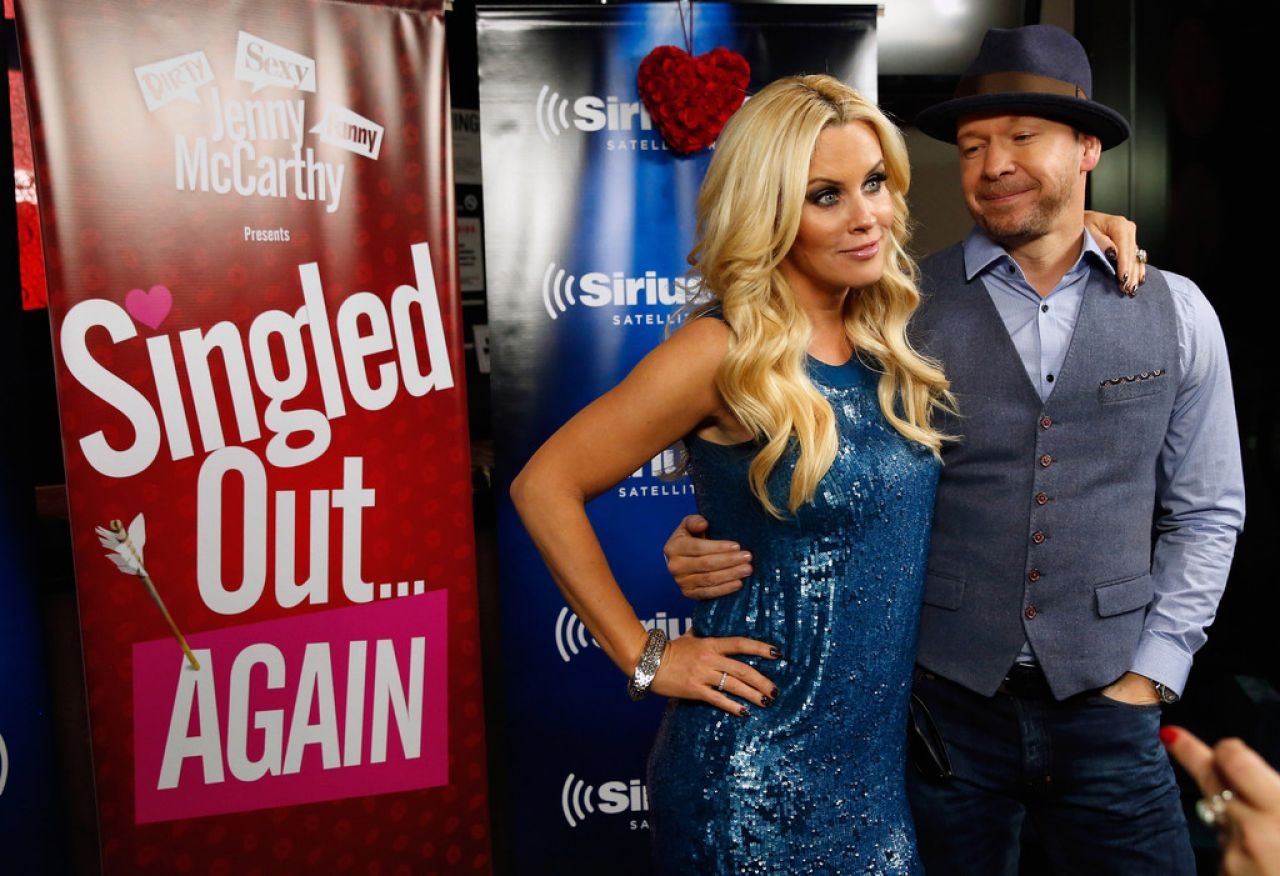 Jenny McCarthy - 'Singled Out...Again' on Her SiriusXM ...