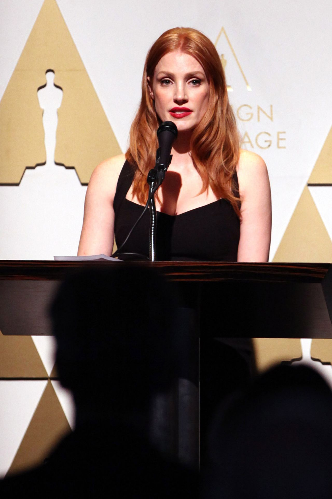 Jessica Chastain - 2015 Academy Awards Oscar Week Celebrates Foreign Language Films in Los Angeles