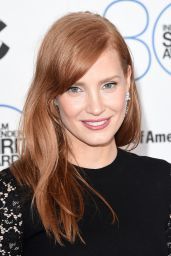 Jessica Chastain - 2015 Film Independent Spirit Awards in Santa Monica