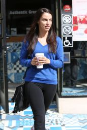Jessica Lowndes - Out in Beverly Hills, February 2015