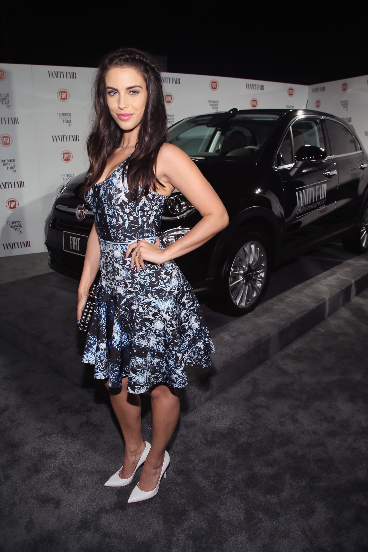 Jessica Lowndes – Vanity Fair and FIAT celebration of Young Hollywood in Los Angeles, February 2015