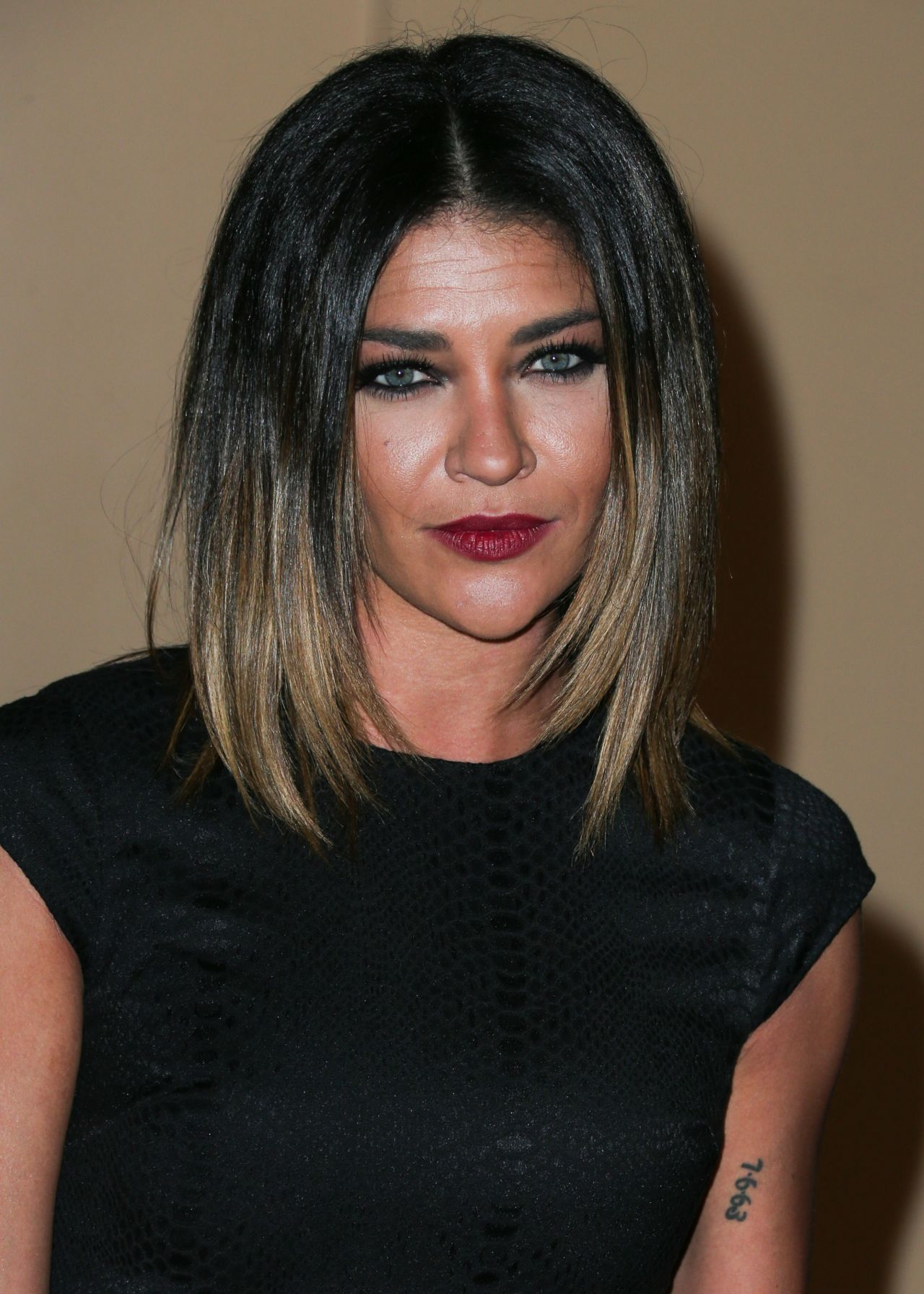 Jessica Szohr 2015 Noble Awards In Beverly Hills
