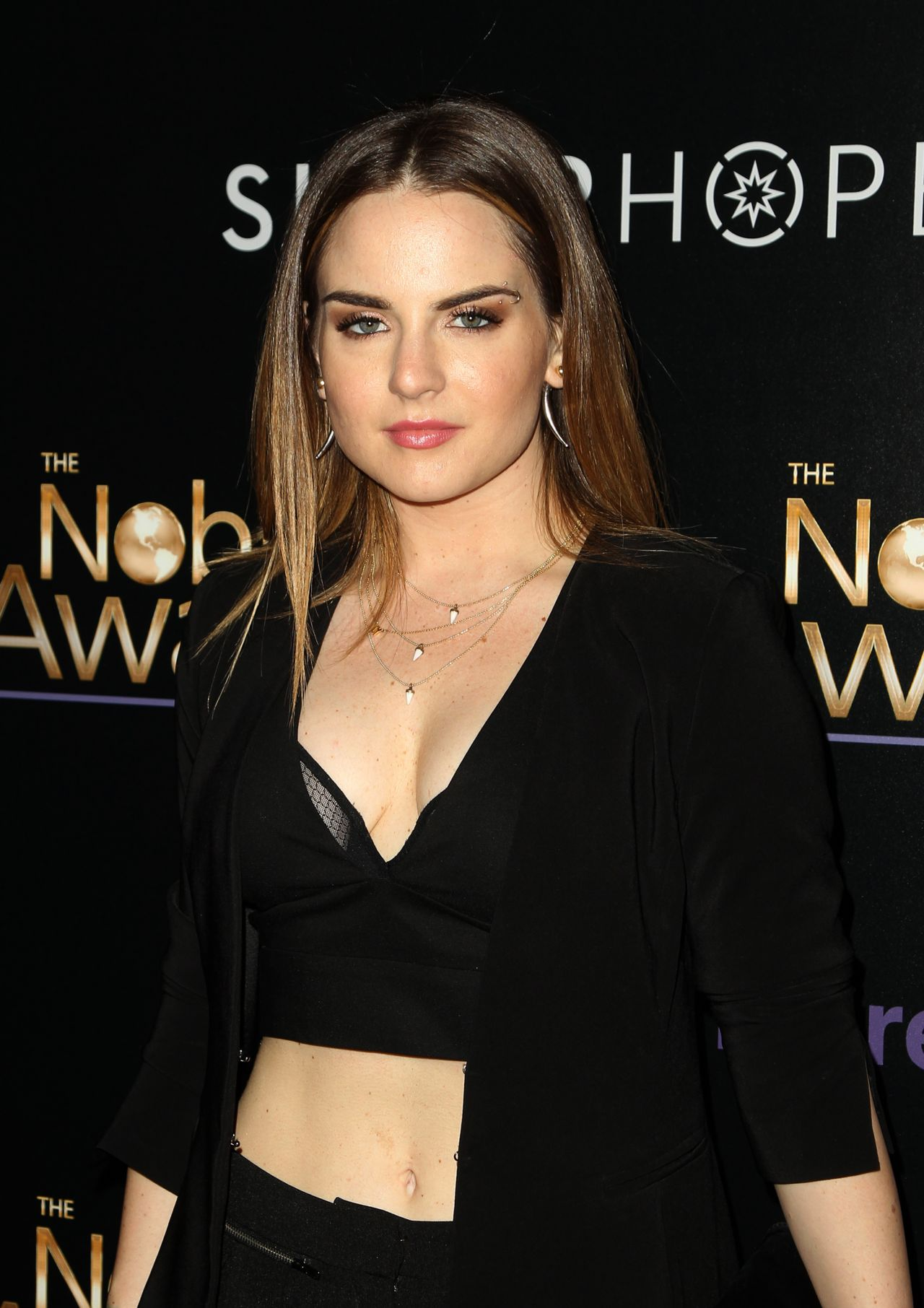 Joanna JoJo Levesque – 2015 Noble Awards in Beverly Hills