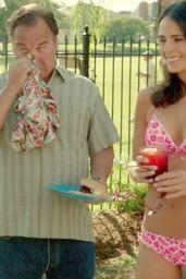 Jordana Brewster in a Bikini -