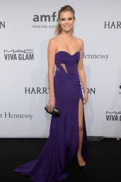Josephine Skriver - 2015 amfAR New York Gala