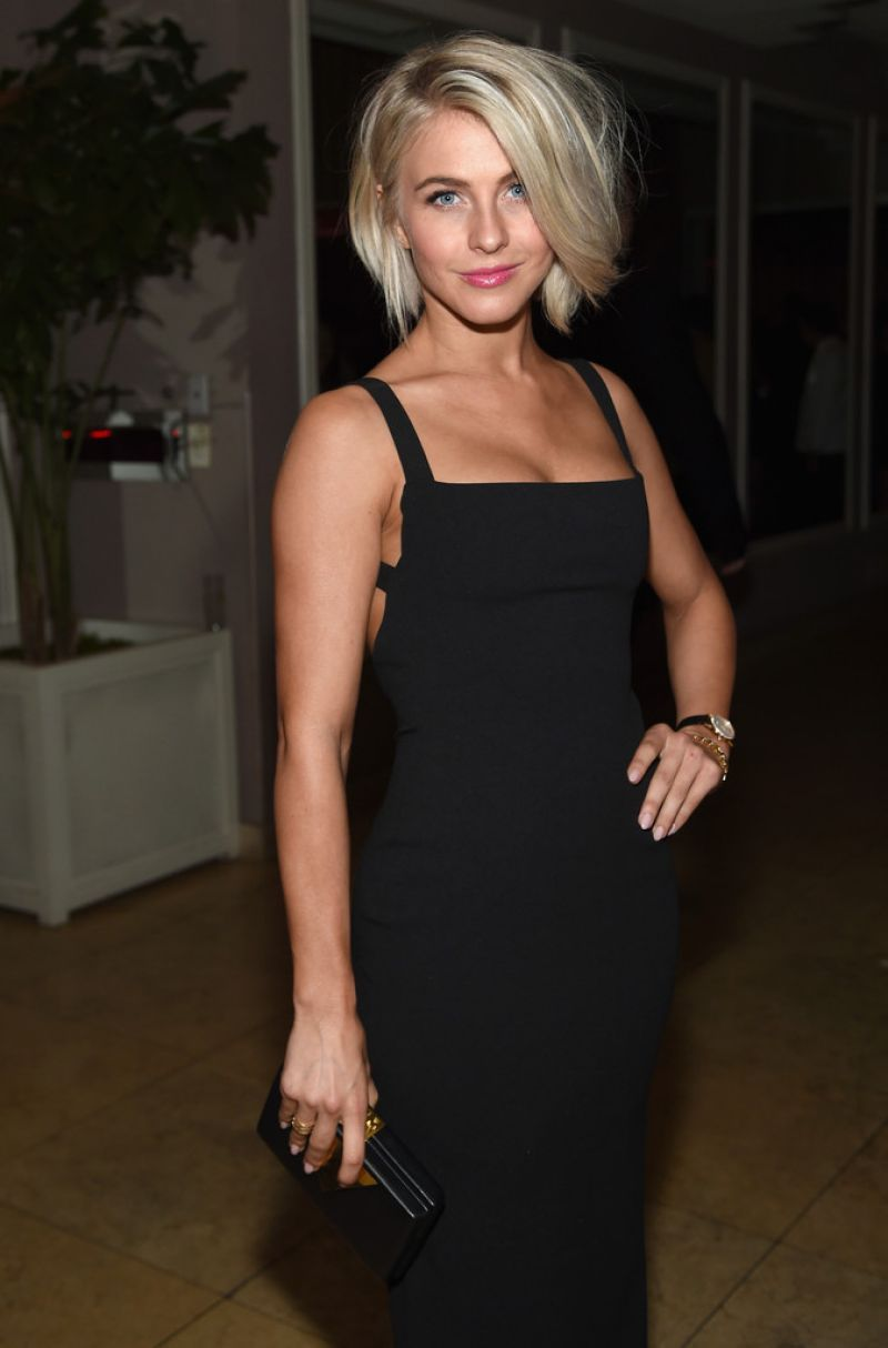 Julianne Hough - Michael Sugar, Doug Wald and Warren Zavala Pre-Oscar 2015 Party in West Hollywood