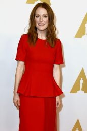 Julianne Moore - 2015 Academy Awards Nominee Luncheon in Beverly Hills