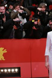 Juliette Binoche at the Opening Gala of the 65th Berlin Film Festival