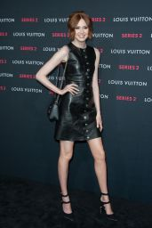 Karen Gillan - Louis Vuitton Series 2 The Exhibition in Hollywood