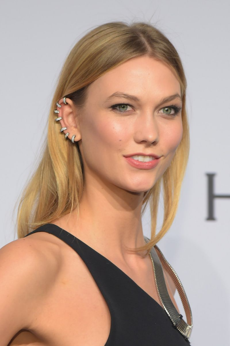 Karlie Kloss 2015 Amfar New York Gala