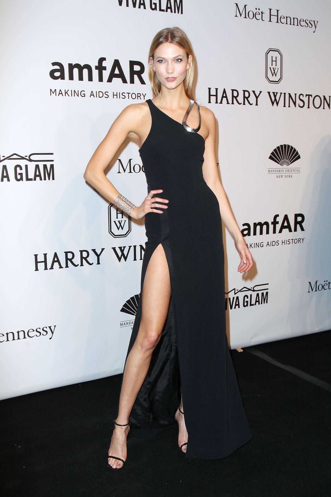 Karlie Kloss 2015 Amfar New York Gala
