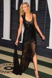 Karlie Kloss - 2015 Vanity Fair Oscar Party in Hollywood