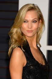 Karlie Kloss - 2015 Vanity Fair Oscar Party in Hollywood