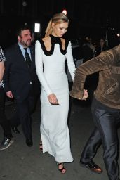 Karlie Kloss Night Out Style - at Freemasons