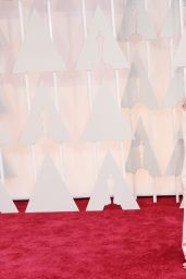 Karolina Kurkova – 2015 Oscars Red Carpet in Hollywood