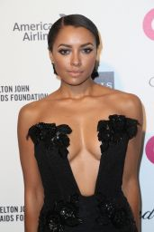 Kat Graham – 2015 Elton John AIDS Foundation's Oscar Viewing Party in Hollywood