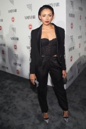 Kat Graham – Vanity Fair and FIAT celebration of Young Hollywood in Los Angeles, February 2015