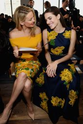 Kate Hudson and Allison Williams - Michael Kors Fashion Show in New York City, Feb. 2015