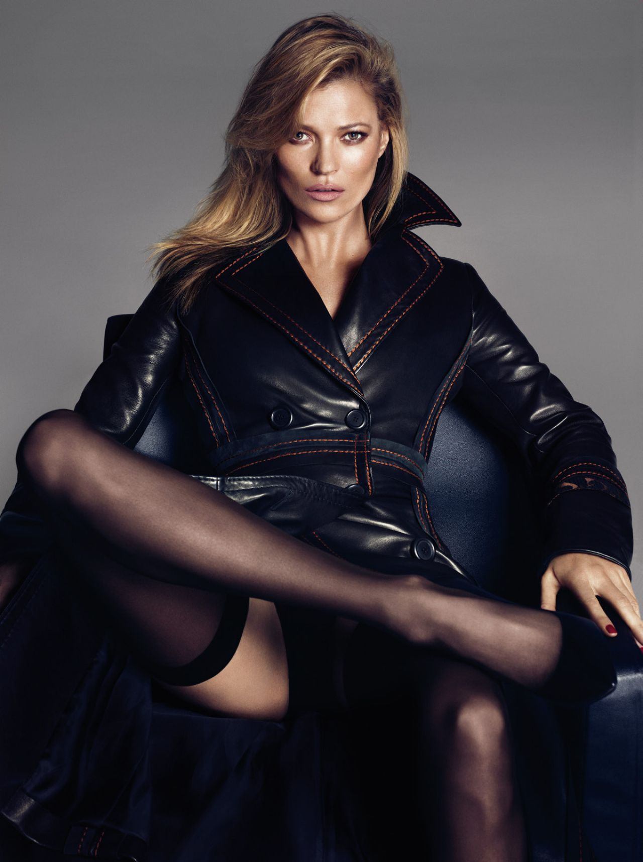 Kate Moss Vogue Paris Magazine March 2015 Cover