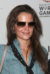 Katie Holmes - CW3PR Presents Gold Meets Golden in Los Angeles, Feb. 2015