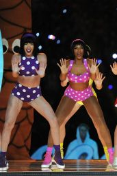Katy Perry Performs at Superbowl XLIX Halftime Show