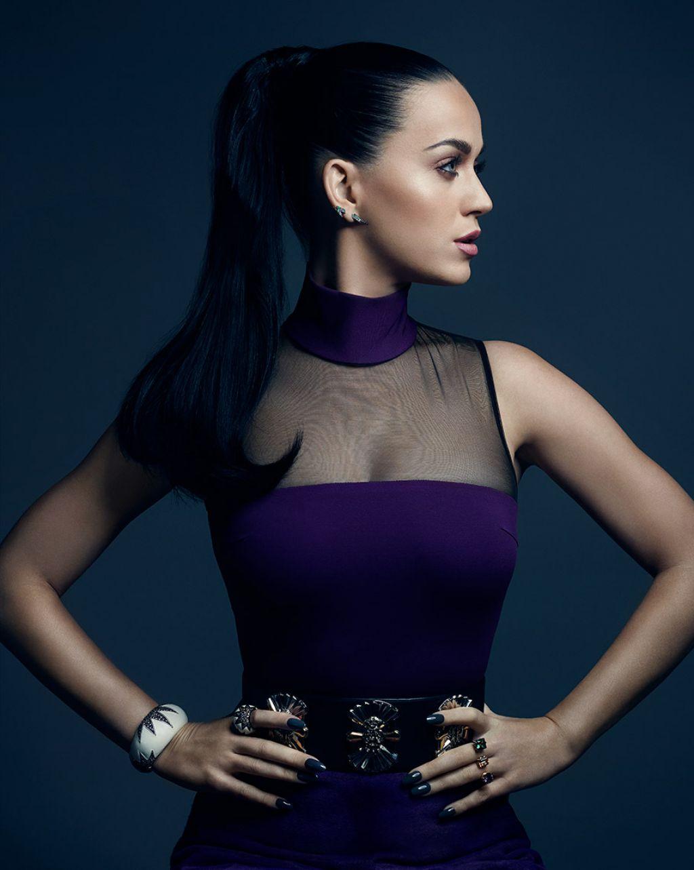 Katy Perry Photos – Billboard Magazine February 2015 Katy Perry