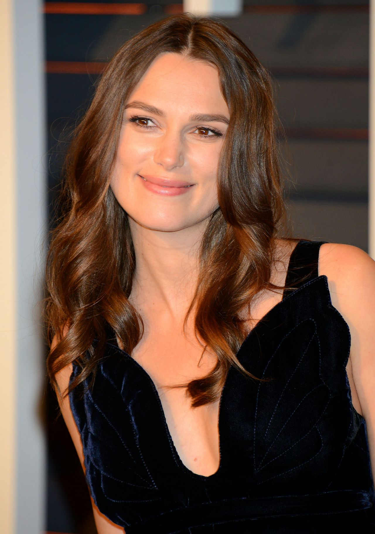 Keira Knightley - 2015 Vanity Fair Oscar Party in Hollywood