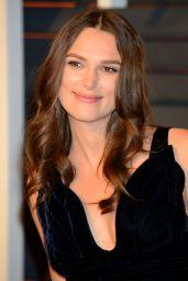 Keira Knightley - 2015 Vanity Fair Oscar Party in Hollywood