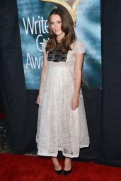 Keira Knightley – 2015 Writers Guild Awards L.A. in Century City