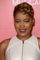 Keke Palmer - 2015 MusiCares Person Of The Year Gala Honoring Bob Dylan in Los Angeles