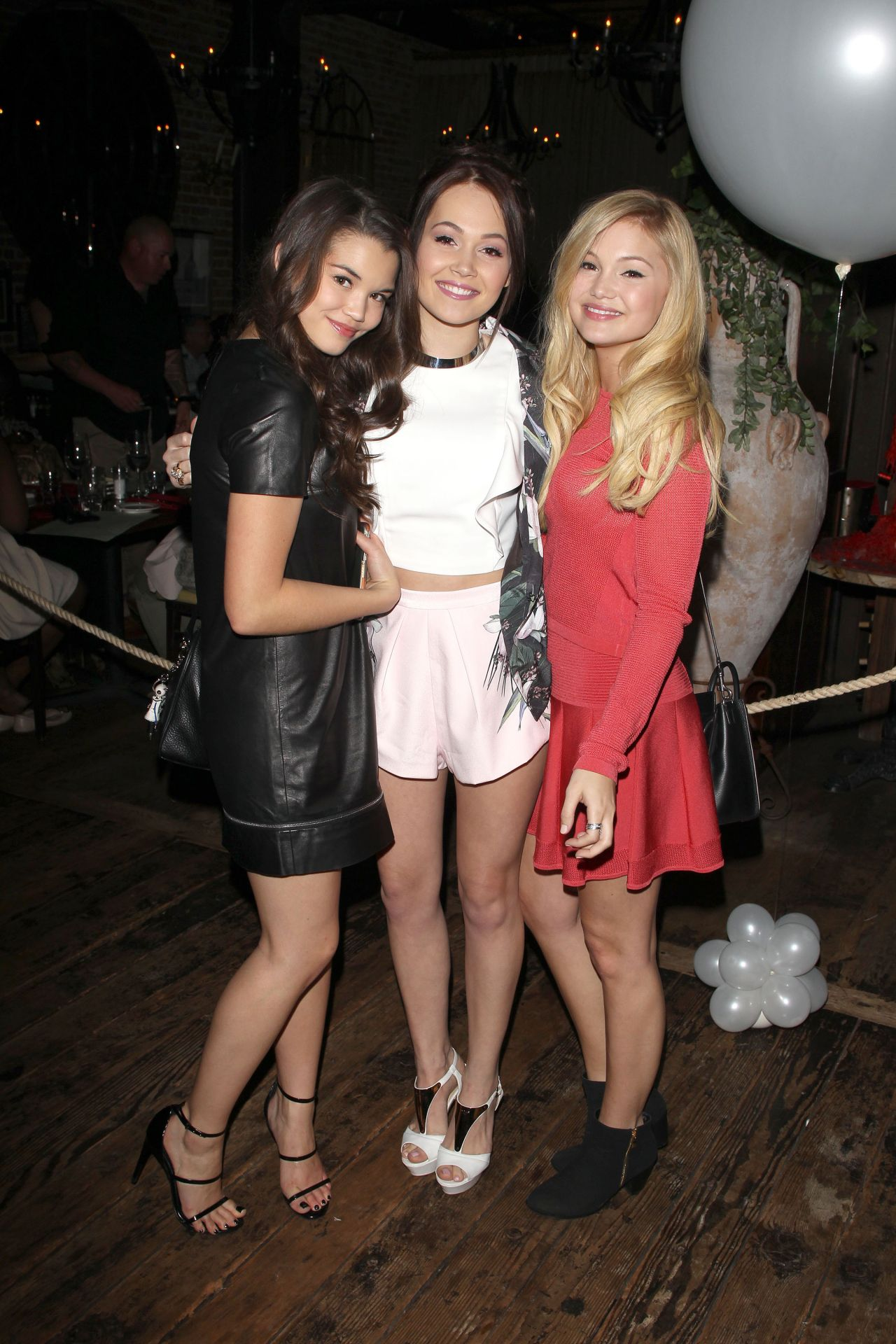 Kelli Berglund - Her 19Th Birthday Party At Aventine In -9211