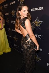 Kelly Brook - 2015 Hollywood Domino Gala in Los Angeles
