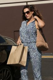 Kelly Brook Street Style - Out in LA, February 2015