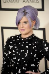 Kelly Osbourne – 2015 Grammy Awards in Los Angeles