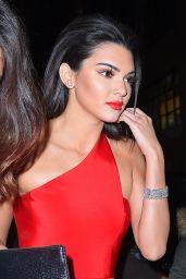 Kendall Jenner - 2015 amfAR New York Gala