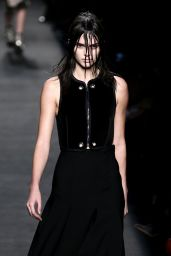 Kendall Jenner - Alexander Wang Fashion Show in New York City, Feb. 2015