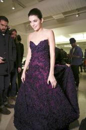 Kendall Jenner - Oscar De La Renta Fashion Show in New York City, February 2015
